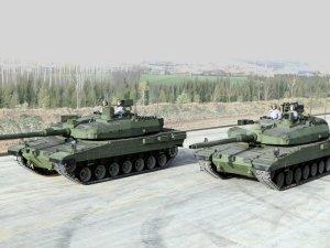 Hükümetin proje yatırımlarına ALTAY Tankı da eklendi