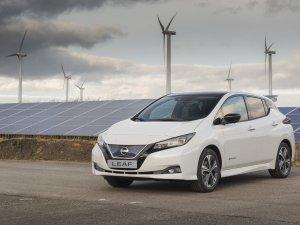 NISSAN, 2022'ye kadar 1 milyon elektrikli araç satmayı hedefliyor