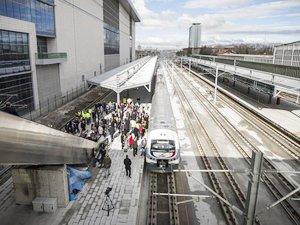 Başkentray, günde 520 bin yolcu taşıyacak