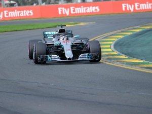 Formula 1 heyecanI Çin'de devam ediyor