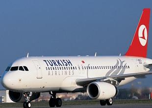 Türk Hava Yolları uçağı acil iniş izni istedi