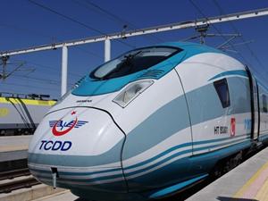 10 adetlik YHT ihalesini Siemens kazandı