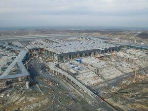 İstanbul Yeni Havalimanı'na 10.2 milyar euro yatırım yapıldı