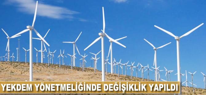 Yenilenebilir enerji kaynakları yönetmeliğinde değişiklik yapıldı