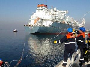 Türkiye'nin üçüncü FSRU terminali çalışmaları başlıyor