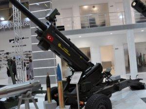 TSK'nın yeni silah sistemi 'Boran'ın test atışları yapıldı