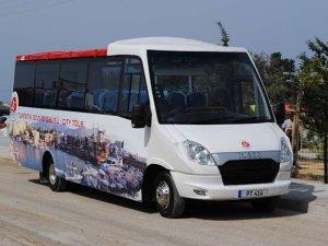 Girne Belediyesi, gezi otobüsü seferlerine başlıyor