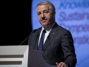 Ahmet Arslan: 2023'e kadar demiryoluna 39 milyar euro yatırım yapacağız