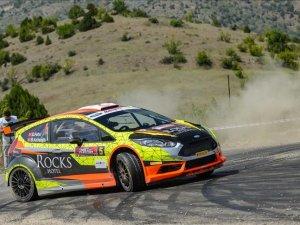 Ralli Şampiyonası'nın ilk yarışında Ford MotorSport Türkiye fırtınası