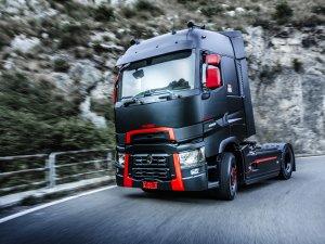 Renault Trucks 20'nci yılında pazar payını büyütmeyi hedefliyor