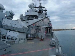 'Korkut' sistemi gemileri de koruyacak