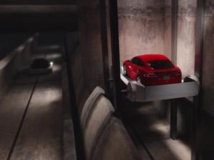 The Boring Company, tünelinin ilk kısmını tamamladı