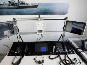 Donanma 'Aydın' ve 'Burak' ile haberleşecek