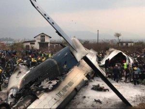 Suudi Arabistan'da uçak kazası: 4 ölü