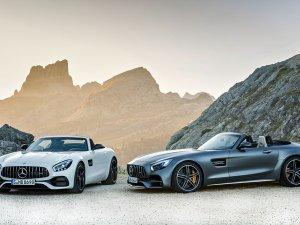 Mercedes-Benz AMG GT S Roadster aileye katıldı