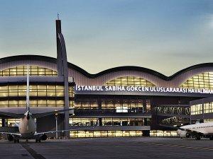 Sabiha Gökçen Havalimanı'nın kapasitesi artırılıyor