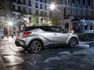 Toyota, hibrit C-HR için yerli batarya üretmeyi planlıyor