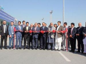 Afganistan ve Türkiye arasındaki hava koridoru açıldı