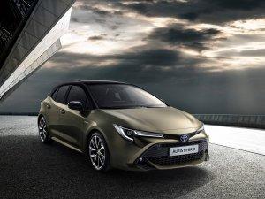 Toyota Auris hybrid, Avrupa hibrit pazarının gözdesi oldu