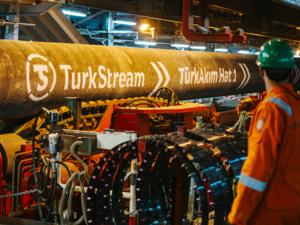 Türk Akımı'nın ikinci kolu için protokol imzalandı