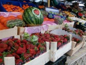 Meyve ve sebze alışverişine 'cep'ten denetim