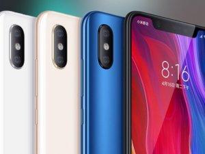 Xiaomi Mi 8 DxOMark testinde