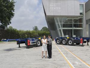 İTT Lojistik, TIRSAN tank konteyner taşıyıcı ile sektöre örnek olacak