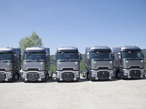 Alibey Uluslararası Nakliyat, filosunu Renault Trucks ile güçlendirdi