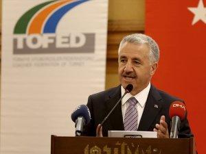 Ahmet Arslan: Son 15 yılda ulaşıma 474 milyar lira yatırım yapıldı