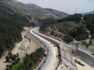 Sabuncubeli Tünelleri hizmete açılıyor