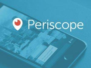 Periscope TV'ye erişim engelleniyor