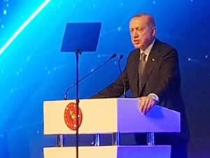 Recep Tayyip Erdoğan: Enerjiyi çatışma değil, iş birliği zemini olarak görüyoruz