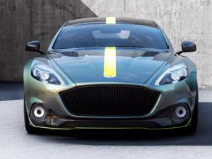 Aston Martin Rapide AMR tanıtıldı