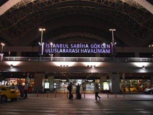 Sabiha Gökçen Havalimanı bayramda 569 bin yolcuyu ağırladı