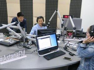 Kazakistan ve Türkiye radyoları arasında iş birliği yapıldı