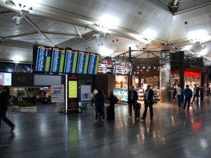 Atatürk Havalimanı'nda hırsızlık operasyonu yapıldı