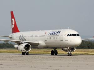 THY'nin İstanbul'a gelen uçağı Varna'ya indi
