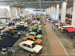 Mercedes-Benz Türk Klasik Otomobil Festivali'nde