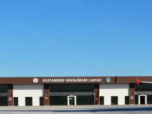 Kastamonu Havalimanı'nın açılışının 5. yılı kutlandı
