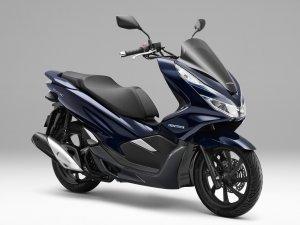 Honda yeni hibrit motoru PCX HYBRID Scooter'ı tanıttı