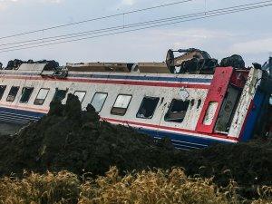 Tekirdağ'daki tren kazasıyla ilgili 2 makinist savcılığa çağrıldı