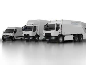 Renault Trucks, ikinci nesil elektrikli kamyonlarını tanıtıyor