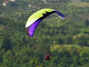 DOSTUM projesinin paraşüt kursları devam ediyor