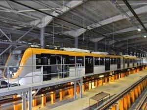 Üsküdar metrosunun ikinci etabında test sürüşleri başlıyor