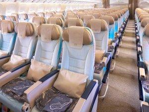 Emirates Mühendislik, ikinci Boeing 777-200LR uçağını yeniden düzenledi