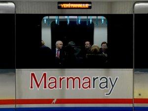 Marmaray, 265 milyon yolu taşıdı