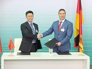 Huawei ve Audi iş birliği anlaşması imzaladı