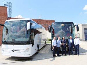 Metro Turizm Konya, filosunu Mercedes-Benz ile güçlendiriyor