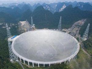 Çin'in FAST teleskopu 43 Pulsar Yıldız tespit etti