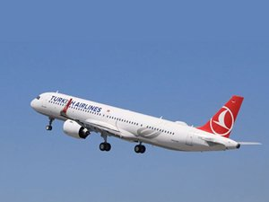THY'nin ilk A321neo uçağı filoya katıldı